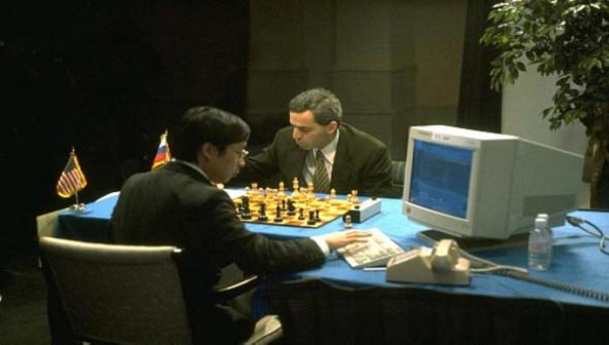 Από λάθος στον κώδικα του υπερυπολογιστή, έχασε ο Kasparov | Newsit.gr