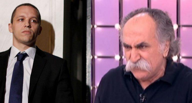 Αγάθωνας: «Είναι άντρας ο Κασιδιάρης»; | Newsit.gr