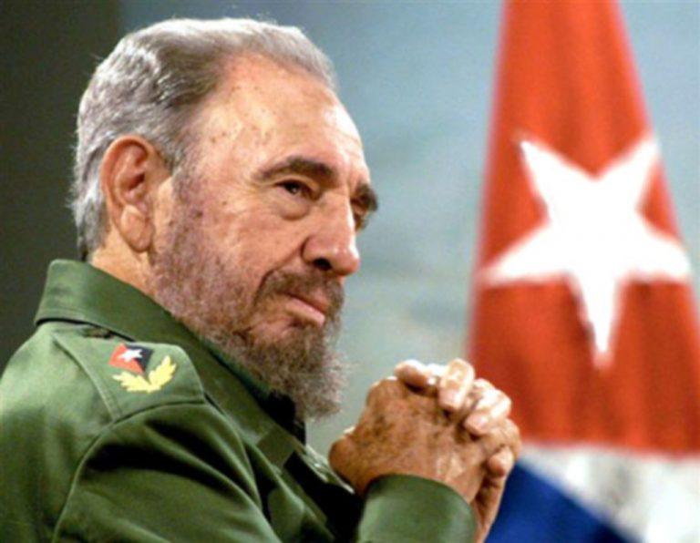 Κάστρο: Καταδικάζει την δολοφονία του Καντάφι | Newsit.gr