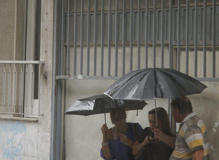 Θεσσαλονίκη: 'Ερχονται επικίνδυνα καιρικά φαινόμενα | Newsit.gr