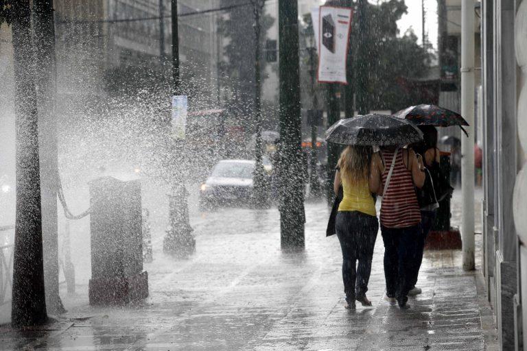 Έκτακτο δελτίο επιδείνωσης του καιρού – Έρχονται ισχυρές βροχές και καταιγίδες | Newsit.gr