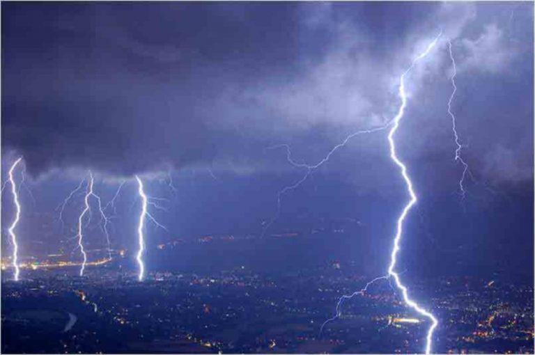 Που θα βρέξει και που θα έχει καταιγίδες τις επόμενες ώρες | Newsit.gr