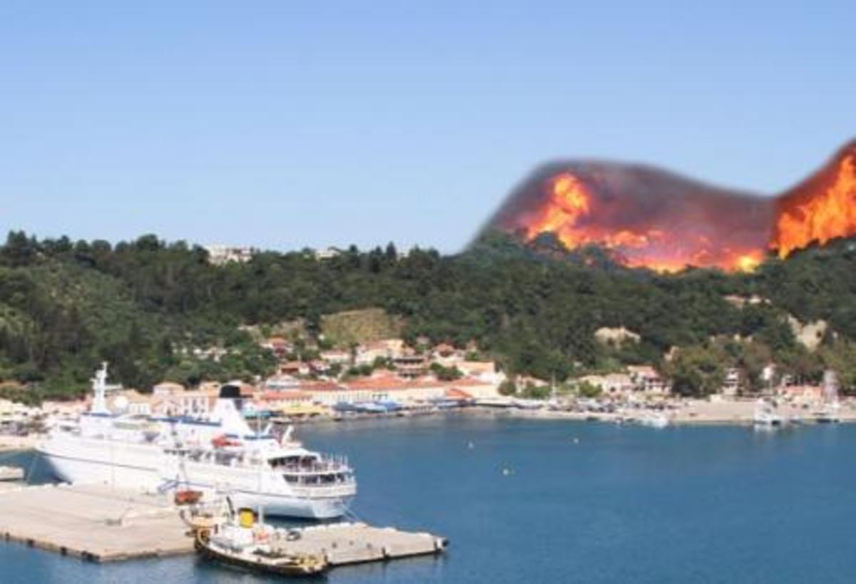 Κατάκολο: Ποιος απειλεί να κάψει το βουνό – Το τηλεφώνημα στην Πυροσβεστική Υπηρεσία | Newsit.gr
