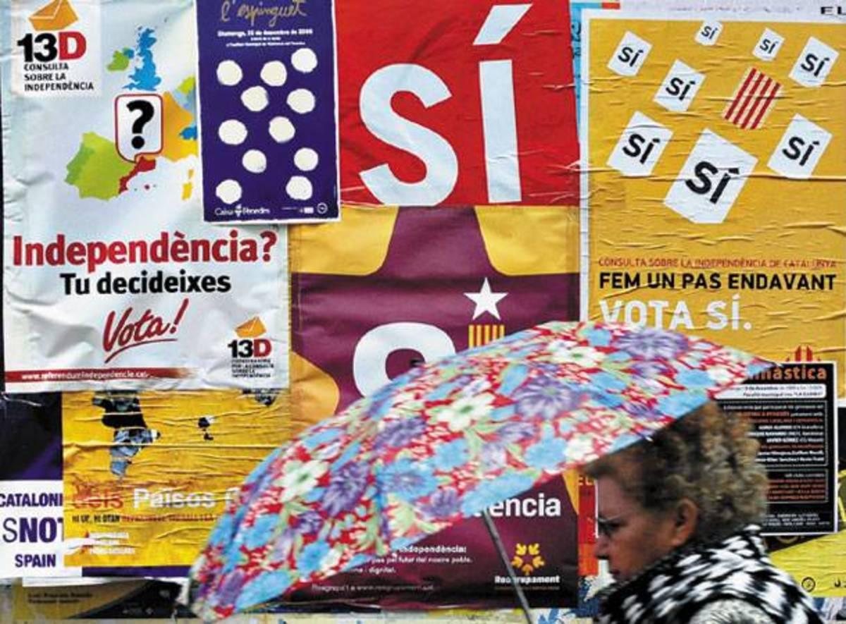 Μεγάλο βήμα για την ανεξαρτητοποίηση της Καταλονίας   Newsit.gr