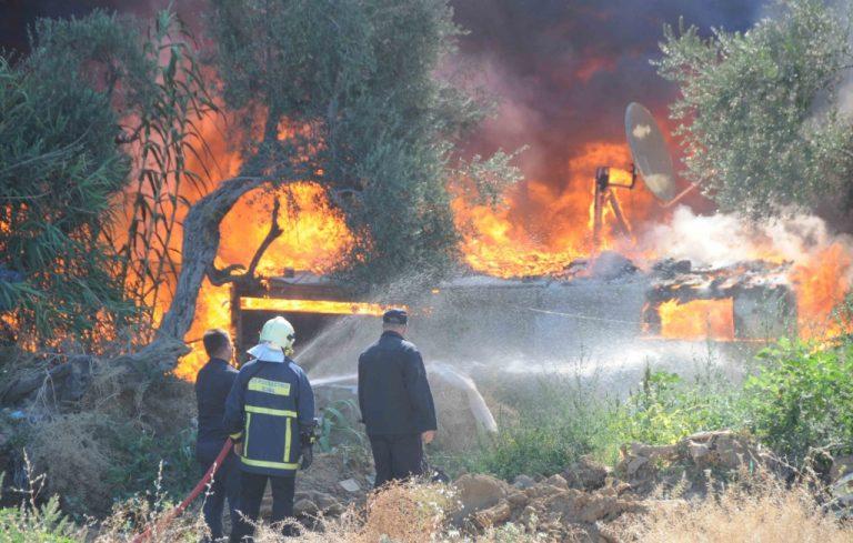 Παιδάκι κάηκε ζωντανό σε καταυλισμό τσιγγάνων | Newsit.gr