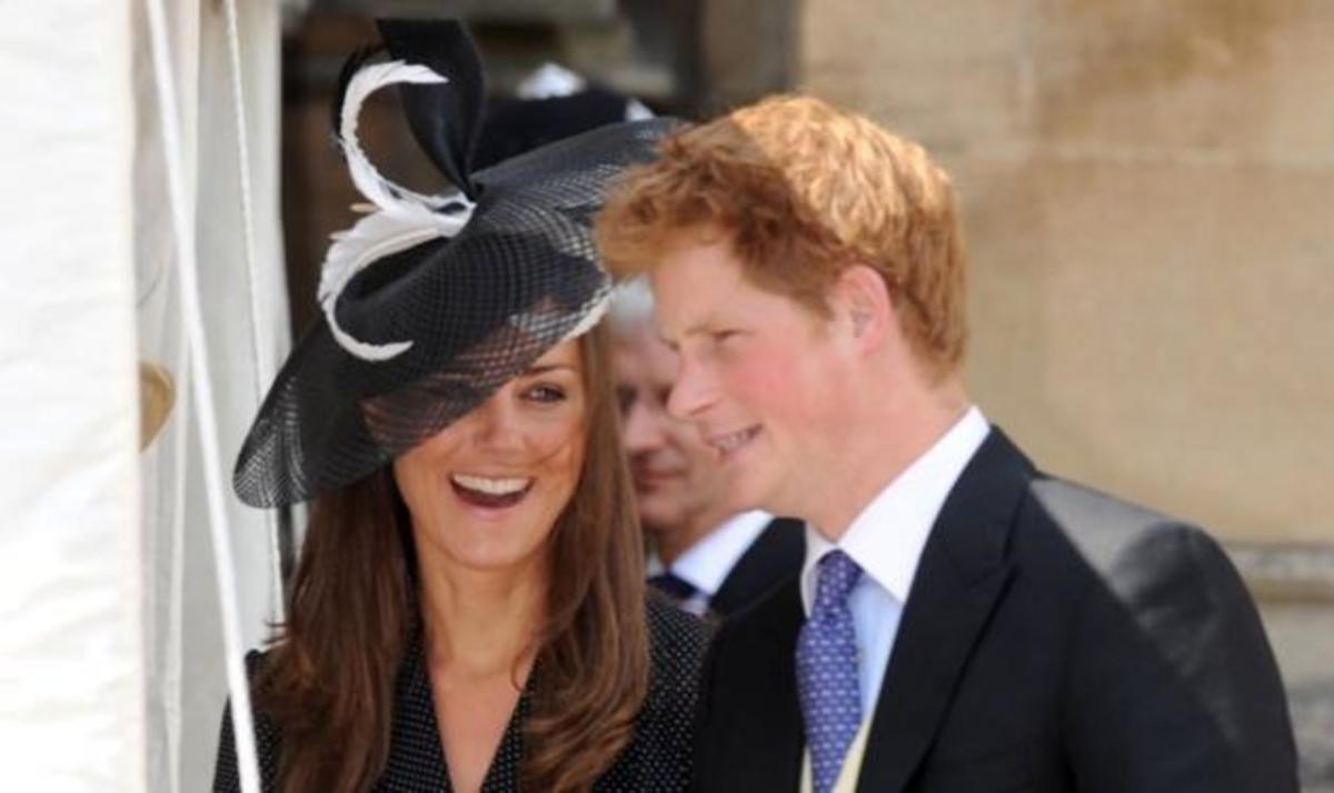 H Kate είπε το ΝΑΙ και στον δευτερότοκο πρίγκιπα Harry | Newsit.gr