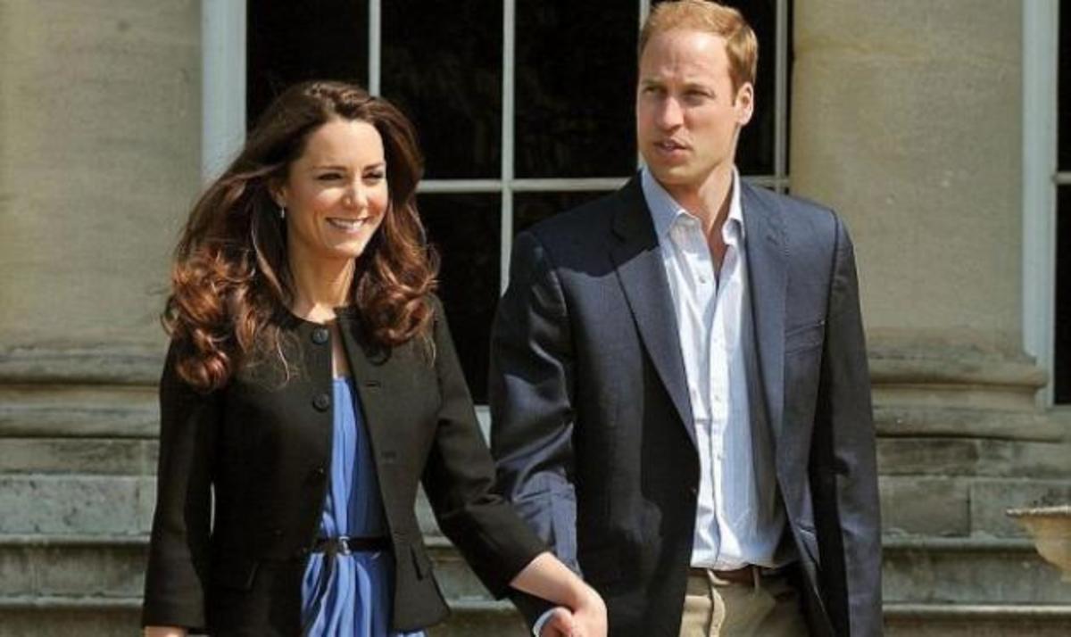 Δούκισσα Catherine: πρώτη εμφάνιση μετά το γάμο με φόρεμα 56 ευρώ! | Newsit.gr