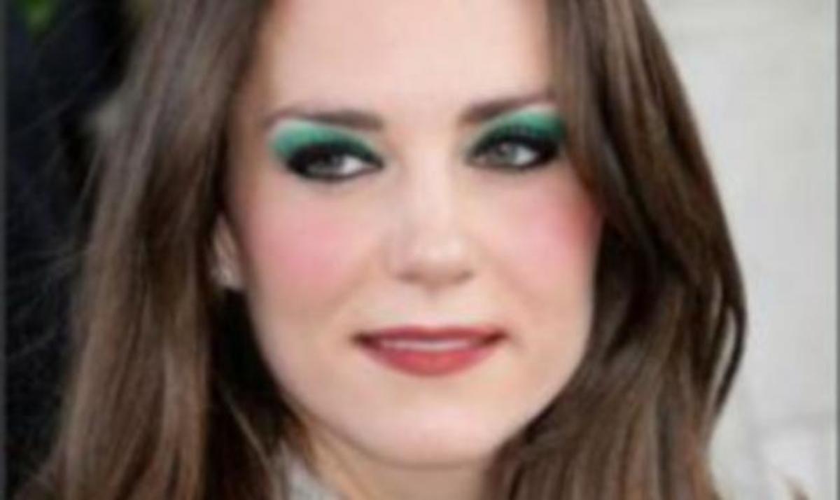 H Kate Middleton όπως δεν την έχεις ξαναδεί! Ποιος έκανε αυτό το έντονο μακιγιάζ στη Δούκισσα; | Newsit.gr