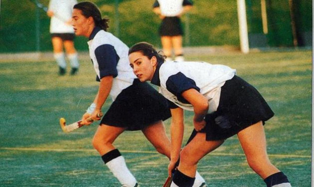 Kate Middleton: Αθλητικός τύπος από μικρή! | Newsit.gr