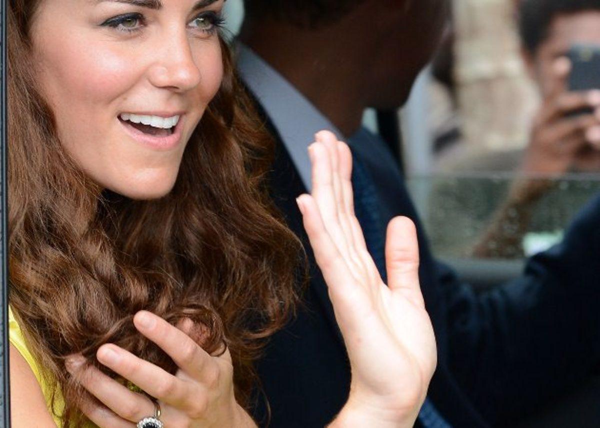 Μάντεψε τι τόλμησε να κάνει στα μαλλιά της η Δούκισσα Catherine! | Newsit.gr