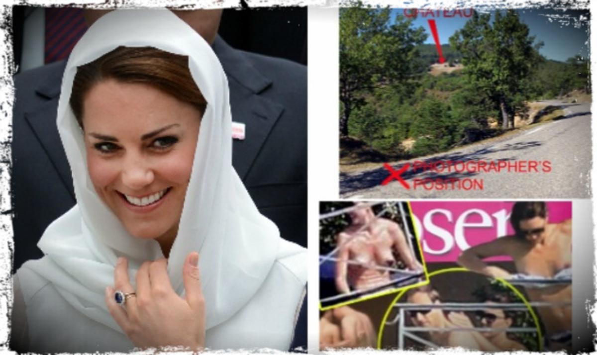 Με μαντήλα η πρώτη επίσημη εμφάνιση της Kate μετά τις topless φωτογραφίες – Δικαστικά εναντίον του Closer το παλάτι! | Newsit.gr