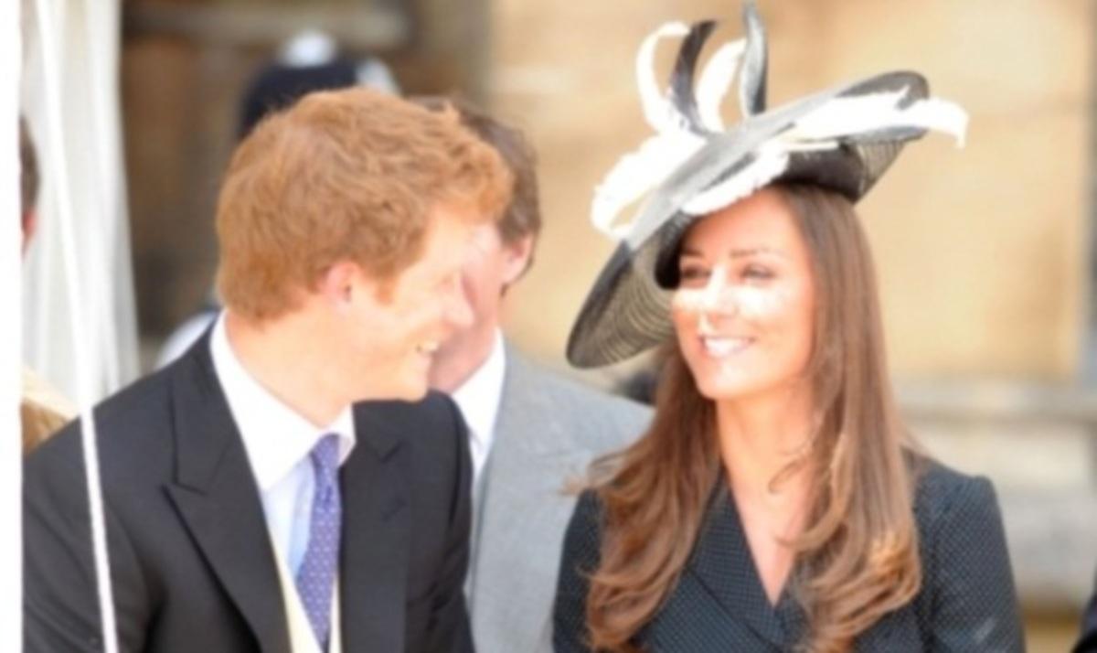 Η Kate Middleton και ο πρίγκιπας Harry στην κορυφή της λίστας των πιο καλοντυμένων   Newsit.gr
