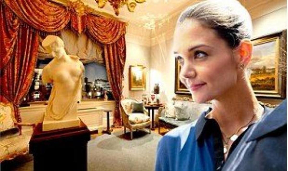 Home Sweet Holmes! Δες πως είναι το νέο διαμέρισμα της Katie μετά το χωρισμό! | Newsit.gr