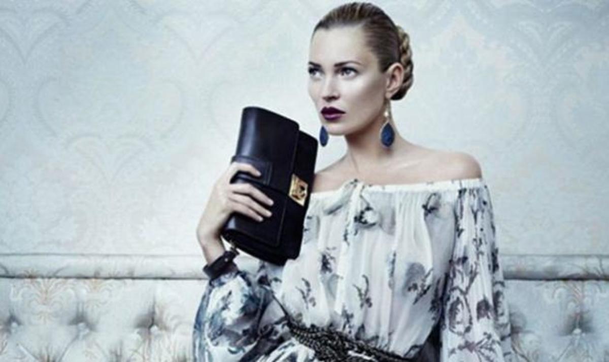 H αριστοκρατική φωτογράφιση της Kate Moss! | Newsit.gr