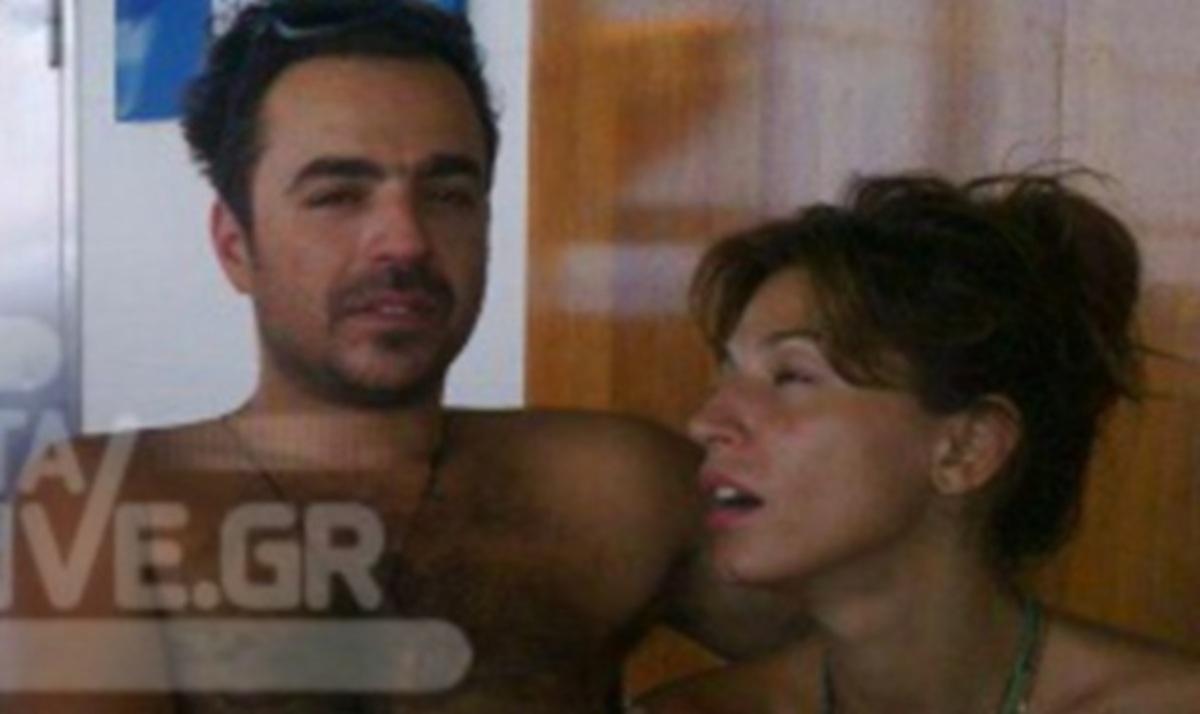 Κ. Παπουτσάκη – Π. Πιλαφάς: Διακοπές στην Κρήτη λίγο πριν το γάμο τους! | Newsit.gr
