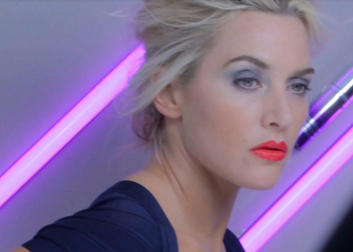 Η Kate Winslet στη νέα φωτογράφιση της Lancome είναι κούκλα! Δες πρώτη το backstage video! | Newsit.gr