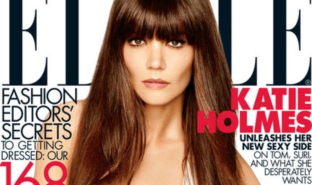 "K. Holmes: ""Νιώθω πιο σέξι"" δηλώνει στο πρώτο της εξώφυλλο μετά τον χωρισμό!   Newsit.gr"