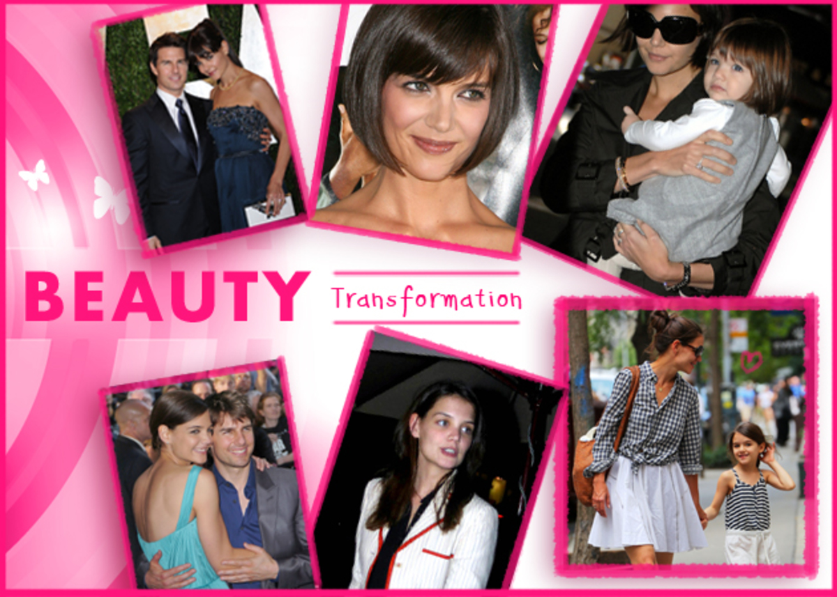 Δες τις beauty αλλαγές της Katie Holmes κατά την διάρκεια του γάμου της με τον Tom Cruise!   Newsit.gr