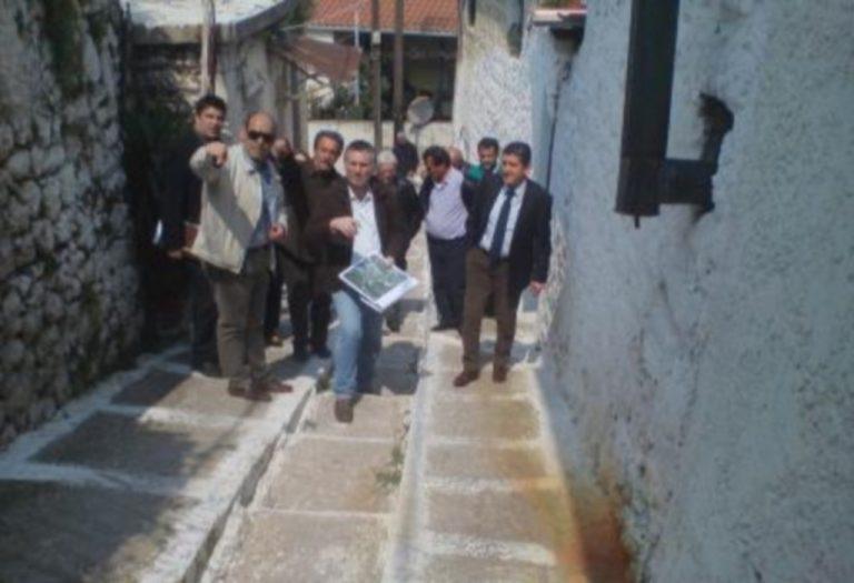 Αυτοψία για τις κατολισθήσεις στον Πλάτανο Αιγιαλείας | Newsit.gr