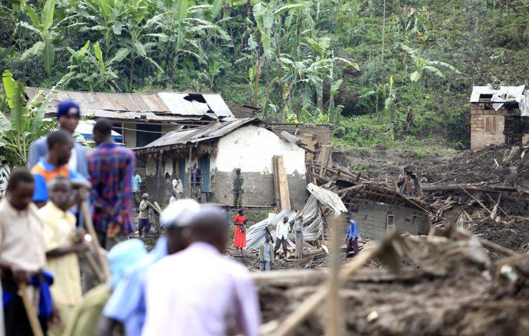 Αυξάνονται οι νεκροί από τις κατολισθήσεις στην Ουγκάντα   Newsit.gr