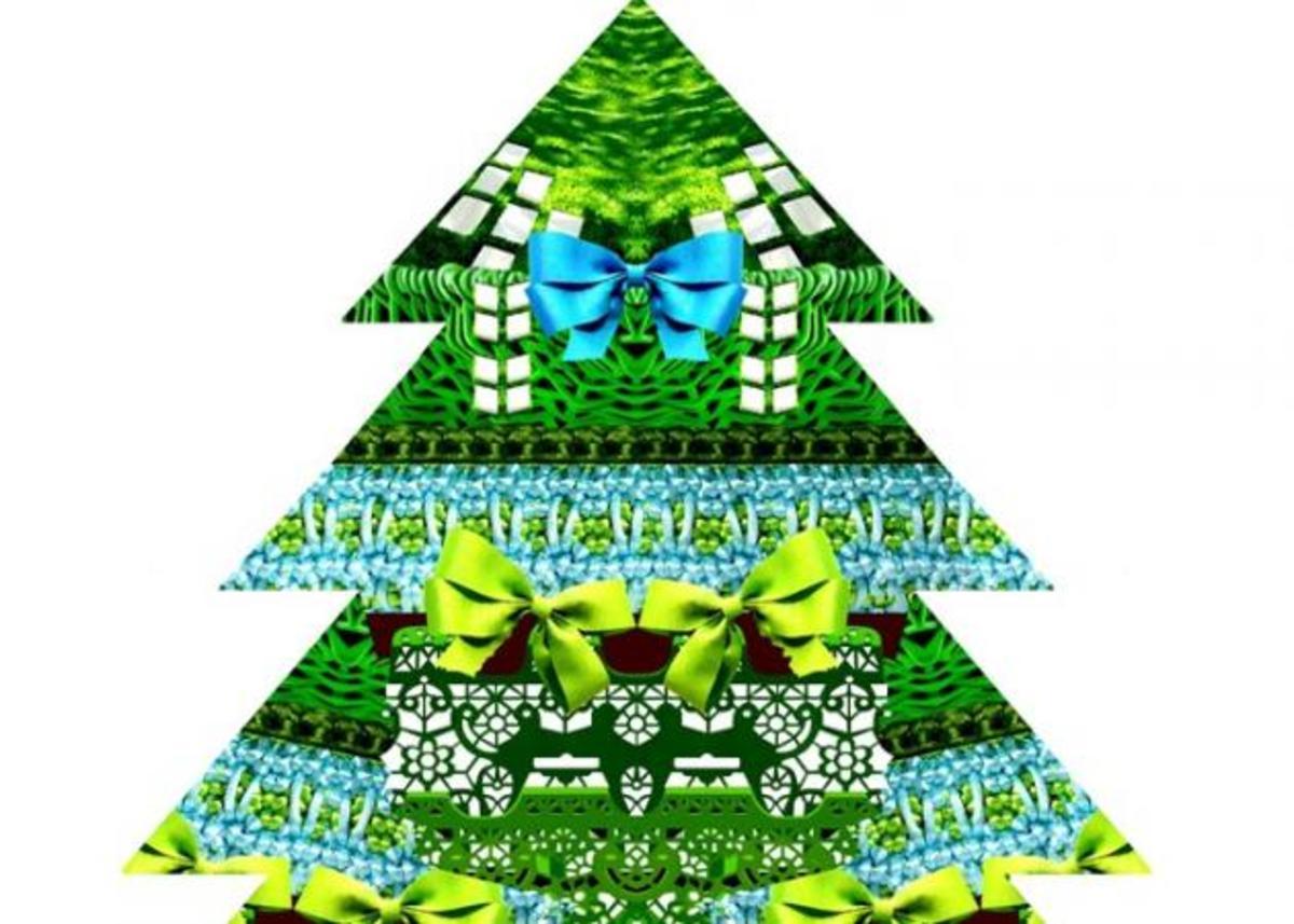 H Mary Katrantzou σχεδιάζει το Χριστουγεννιάτικο δέντρο του Design Museum! | Newsit.gr
