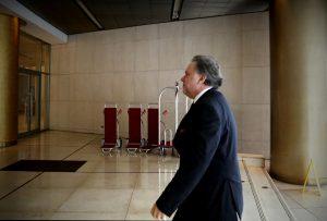 Κατρούγκαλος: Δεν τέθηκε θέμα συντάξεων από τους δανειστές