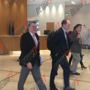 """Δείτε πόσα λεφτά """"πετιούνται"""" στο Hilton κατά τη διάρκεια των διαπραγματεύσεων!"""