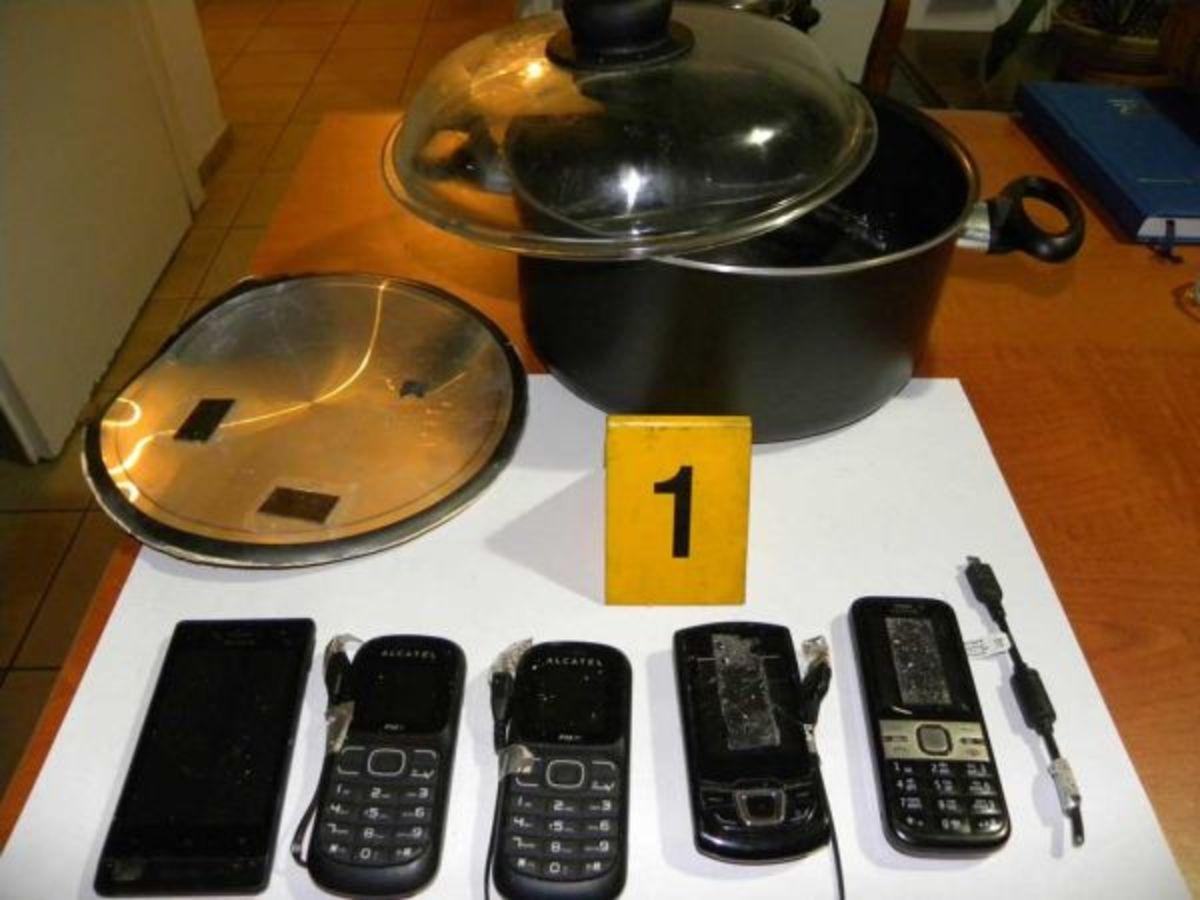Φθιώτιδα: «Μαγείρεψε»… κινητά για τον κρατούμενο | Newsit.gr
