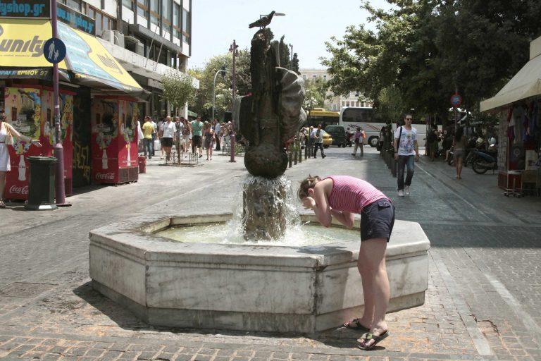 Άλλη μια μέρα καύσωνα – Που θα βρείτε… δροσιά | Newsit.gr