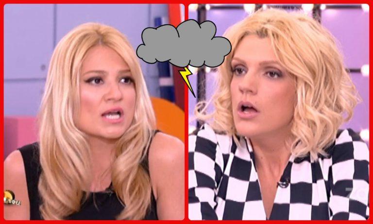 Έξω φρενών η Φαίη Σκορδά με θέμα και σχόλιο της Σάσας Σταμάτη για την Ελισάβετ Κωνσταντινίδου: «Με προσβάλλει! Κάνεις θέμα το τίποτα»!   Newsit.gr