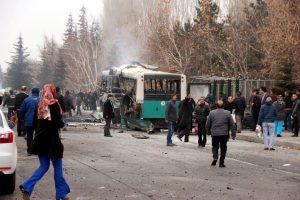 Το κουρδικό ΤΑΚ ανέλαβε την ευθύνη της επίθεσης στην Καισάρεια