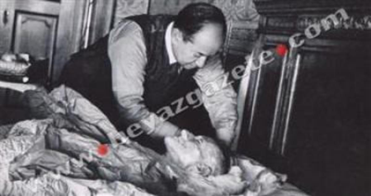 «Ο Κεμάλ Ατατούρκ,δολοφονήθηκε», υποστηρίζει Τούρκος γιατρός και δείχνει φωτό από τη νεκροψία του | Newsit.gr