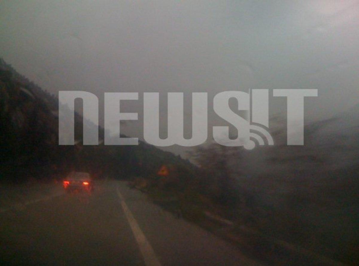 Η κακοκαιρία χτυπά τη χώρα – Πλημμύρες στην Πάτρα και κατολισθήσεις στη Στερεά Ελλάδα – ΦΩΤΟ & ΒΙΝΤΕΟ | Newsit.gr