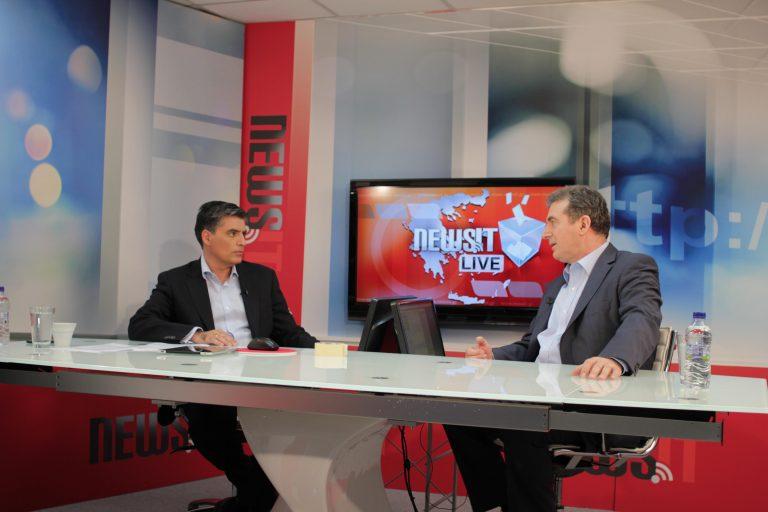Χρυσοχοϊδης:»Στην Δεσκάτη το επόμενο κέντρο. Ως την Πρωτομαγιά θα λειτουργήσει η Αμυγδαλέζα» | Newsit.gr