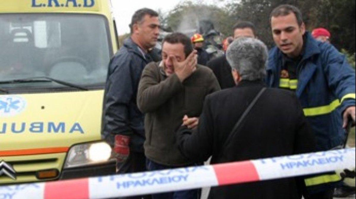 Κρήτη: Ποιοι ήταν οι άνθρωποι πίσω από την τραγωδία – Αύριο οι κηδείες τους – Πενθεί όλο το νησί | Newsit.gr