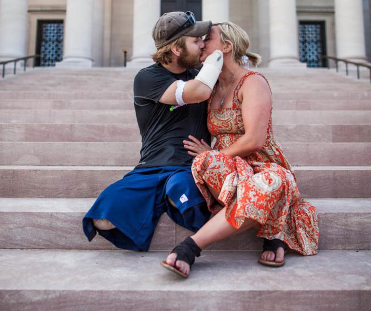 Μια ιστορία αγάπης σε 22 φωτογραφίες! | Newsit.gr