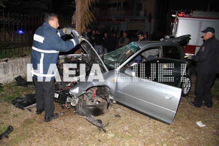 Πύργος: 29χρονος «έσβησε» σε τροχαίο – ΦΩΤΟ | Newsit.gr