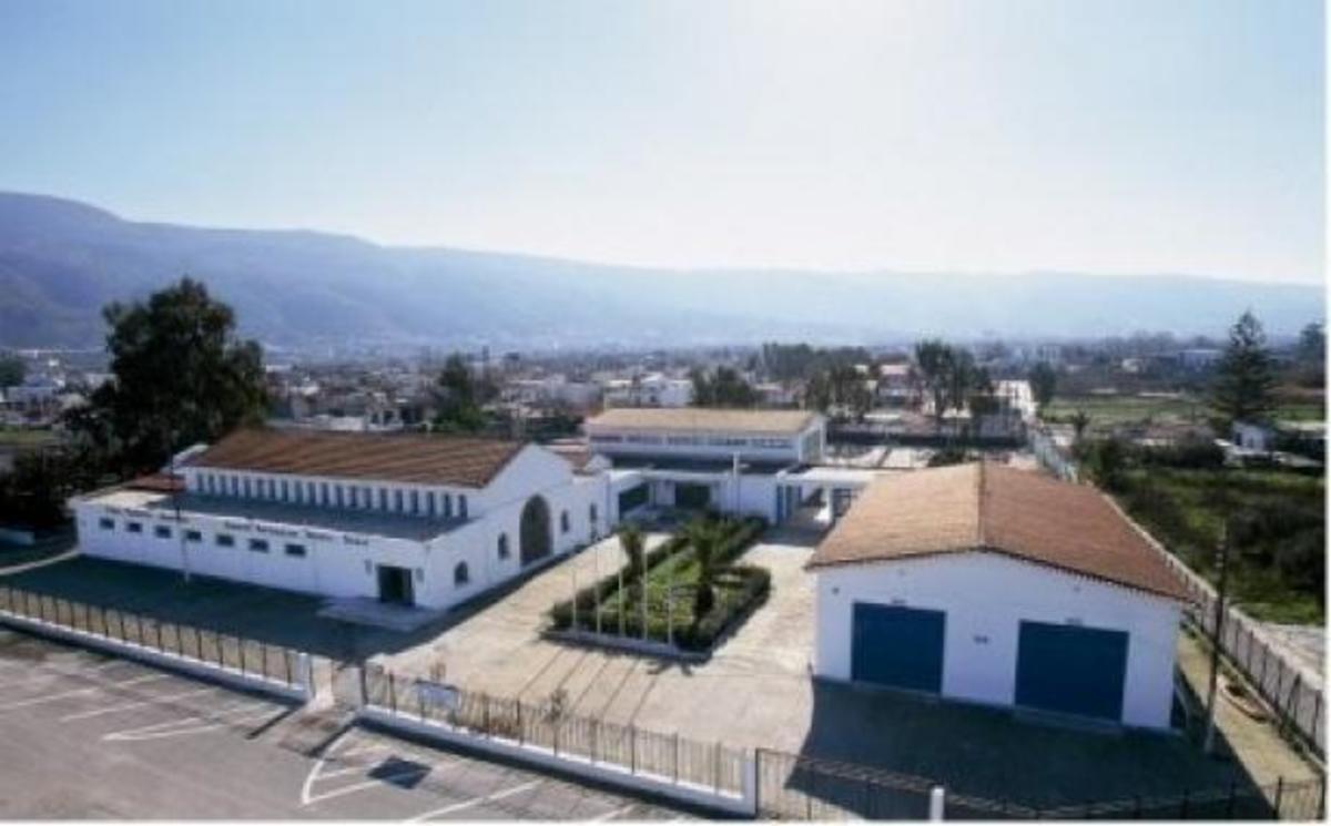 Πλιάτσικο στο ναυταθλητικό κέντρο Σούδας | Newsit.gr