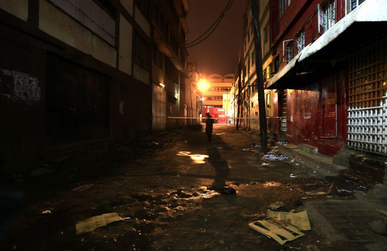 Δύο ισχυρές εκρήξεις στο Ναϊρόμπι | Newsit.gr