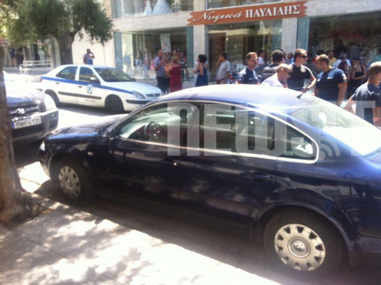 On camera η επιχείρηση των ΕΚΑΜ και οι συλλήψεις των ληστών των ΕΛΤΑ Κερατσινίου   Newsit.gr