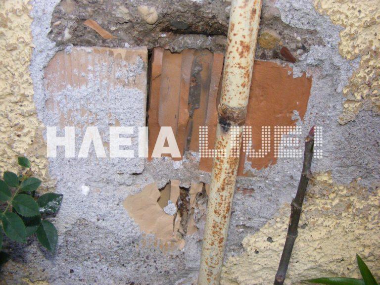 Ηλεία: Kεραυνός «χτύπησε» σπίτι στη Ζαχάρω | Newsit.gr
