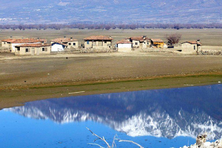 Η λίμνη Κερκίνη κινδυνεύει να υπερχειλίσει | Newsit.gr