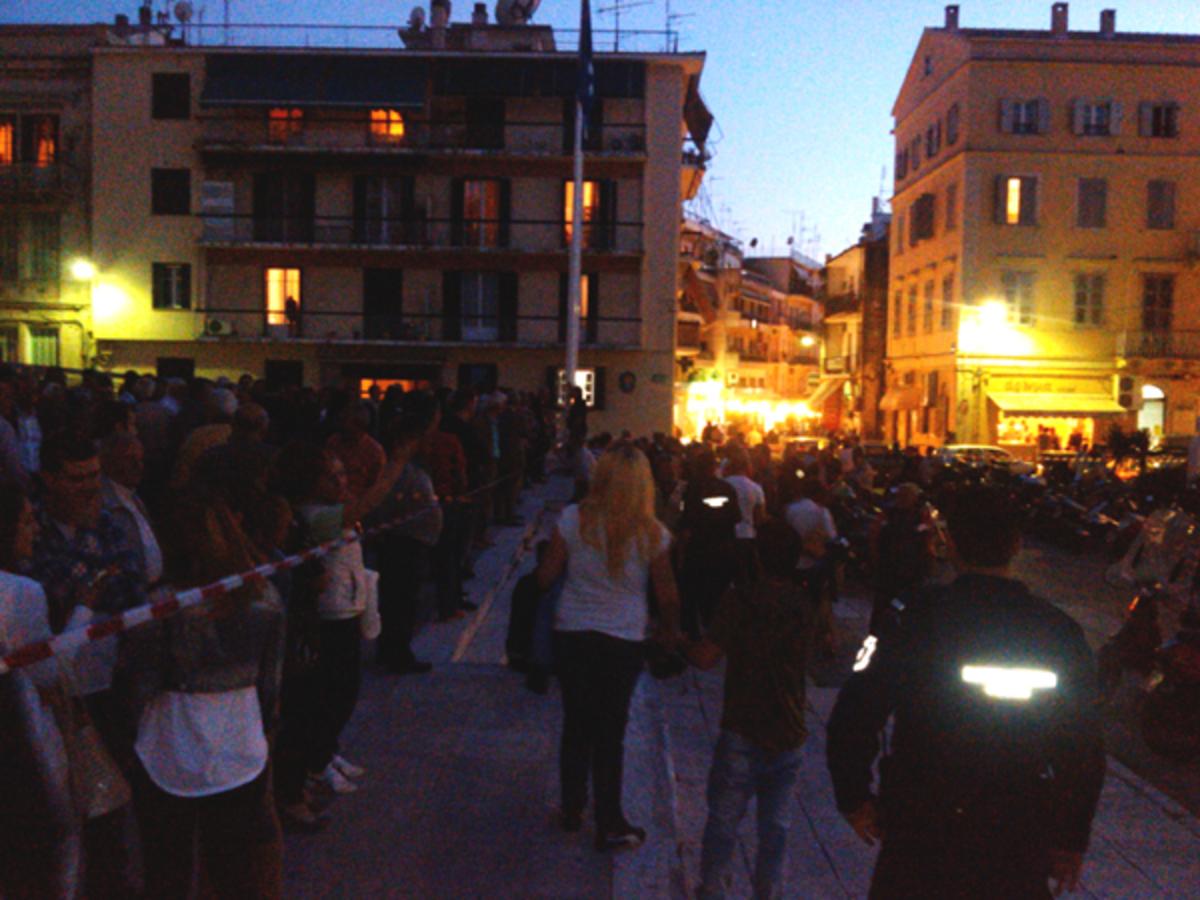 Κέρκυρα: Τηλεφώνημα για βόμβα στο Δημοτικό Θέατρο λίγο πριν τη συγκέντρωση υποψηφίων του ΠΑΣΟΚ | Newsit.gr