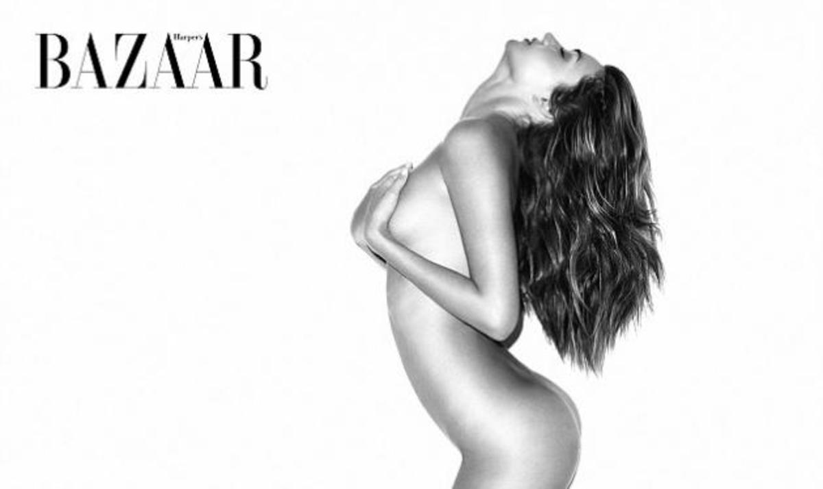 Mirada Kerr: Ποζάρει ξανά γυμνή μπροστά στο φακό! | Newsit.gr