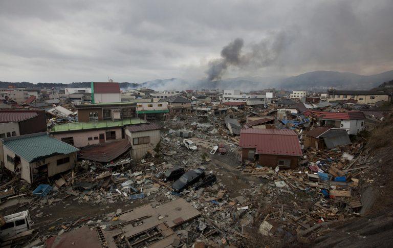 11.3.2011 πόλη Κεσενούμα, την ώρα που ηχούσαν οι σειρήνες – Το τσουνάμι καταπίνει live μια ολόκληρη πόλη –Συγκλονιστικό βίντεο | Newsit.gr