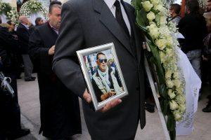 """Το τελευταίο """"αντίο"""" στον δημοσιογράφο Γιώργο Γεωργιάδη [pics]"""