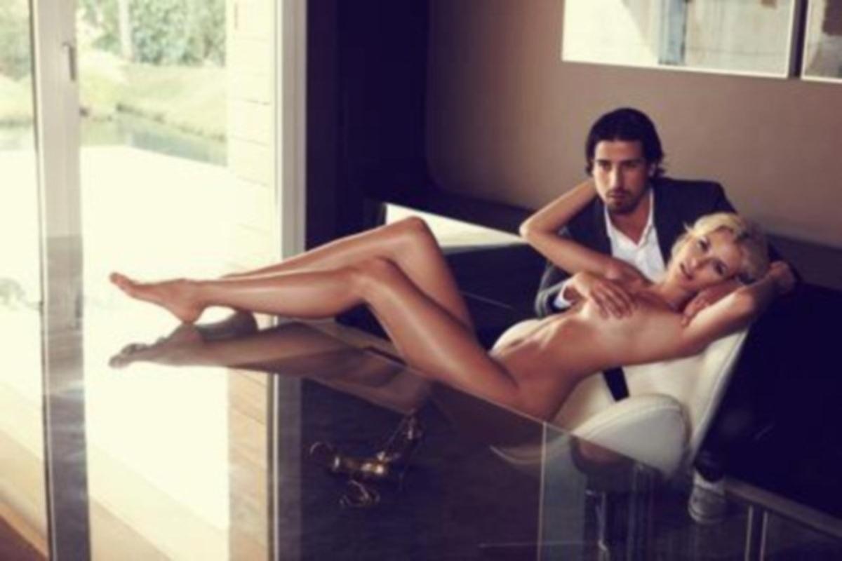 Η καυτή φωτογράφιση του Sami Khedira με την σύντροφό του έφερε μπελάδες! Φωτογραφίες | Newsit.gr
