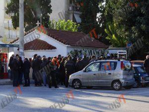 Έκρηξη στα Έβερεστ: Θρήνος στην κηδεία της αδικοχαμένης Βασιλικής Παραστατίδου [pics]