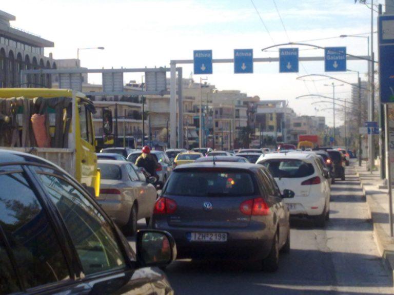 Ακινητοποιημένα τα πάντα! – Αποστάσεις δεκαλέπτου σε μια ώρα! – Δεν υπάρχει δρόμος ελεύθερος | Newsit.gr
