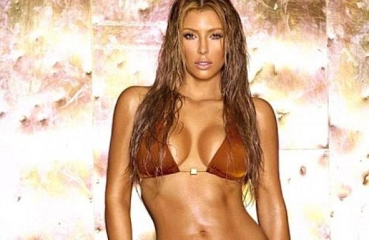 ΕΙΝΑΙ ΔΥΝΑΤΟΝ; Πότε πρόλαβε η Kim Kardashian να αποκτήσει αυτό το σώμα; | Newsit.gr